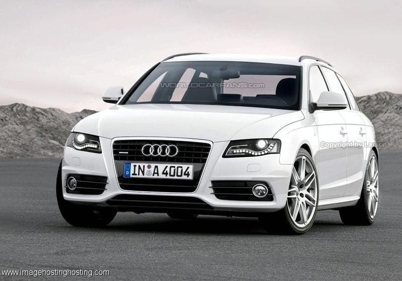 Audi a6 base