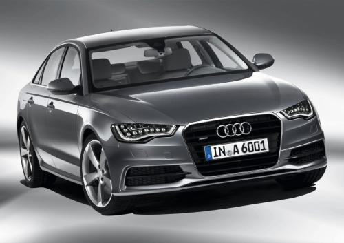 Audi a6 cvt