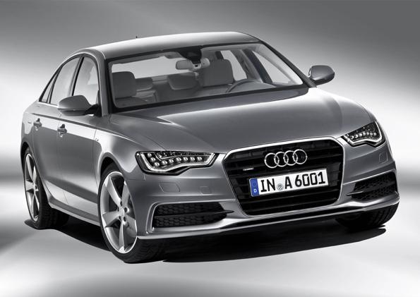 Audi a6 mt