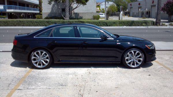 Audi a6 prestige