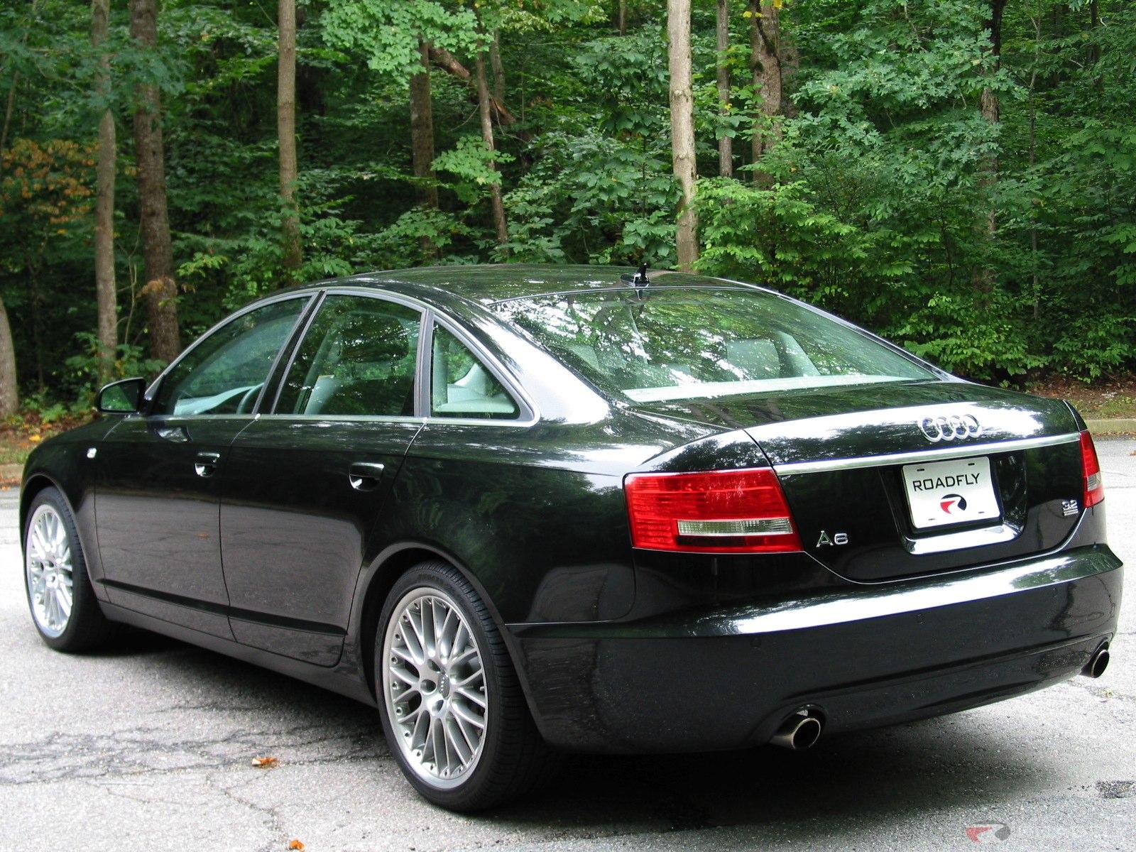 Audi a6 t