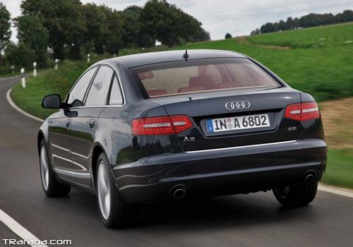 Audi a6 tiptronic