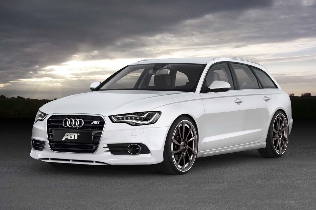 Audi a6 wagon