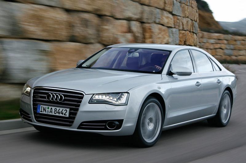 Audi a8 3.0 tdi quattro tiptronic