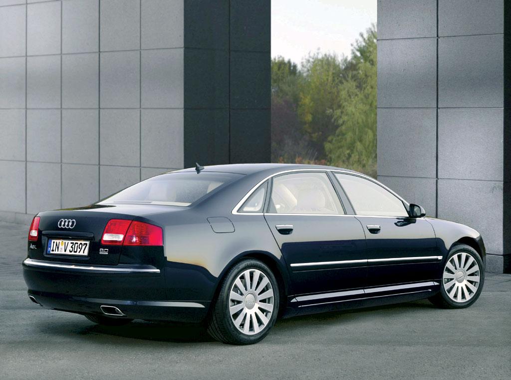 Audi a8 6.0
