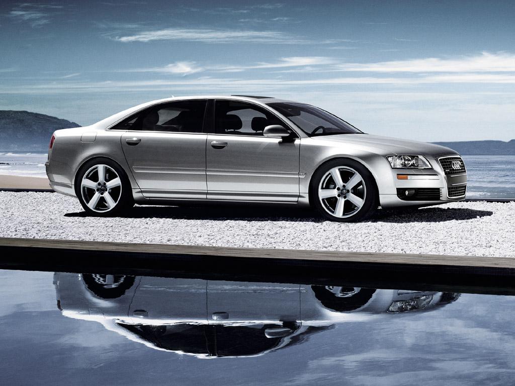 Audi a8 at