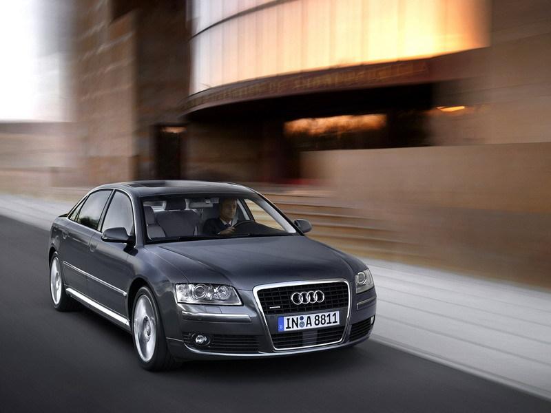 Audi a8 cvt