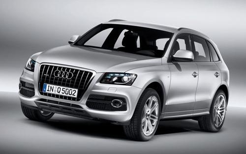 Audi q5 fsi