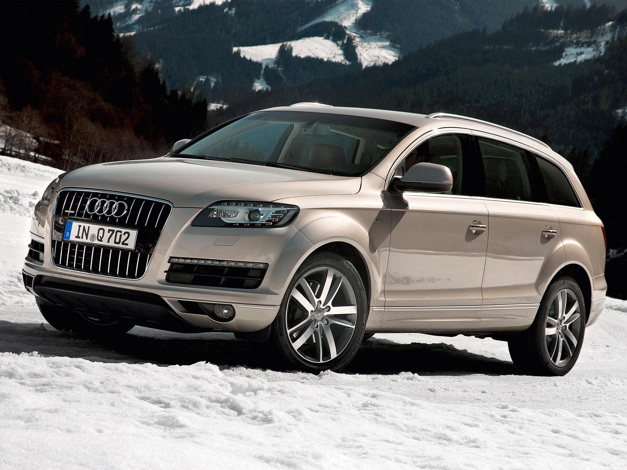 Audi q7 3.0t