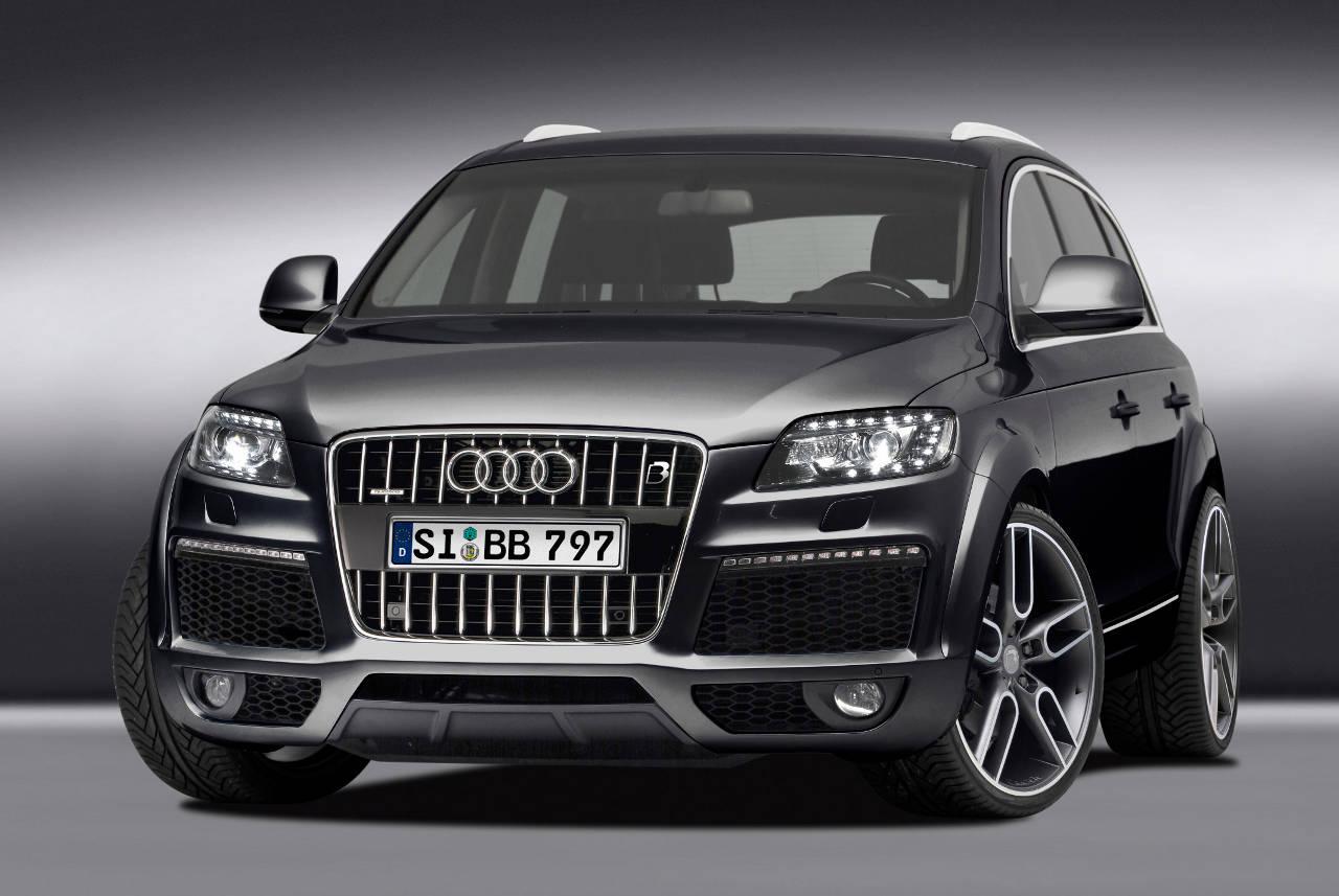 Audi q7 6.0