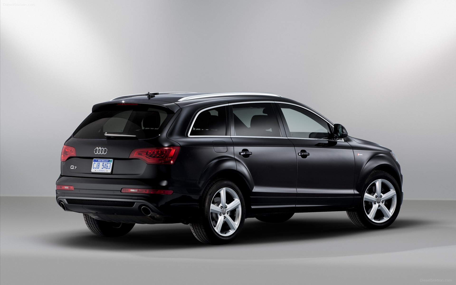 Audi q7 s