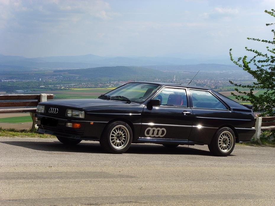Audi quattro 2.2