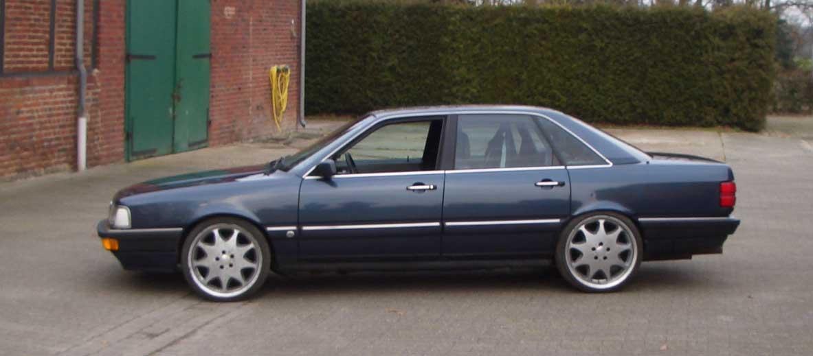 Audi quattro 200