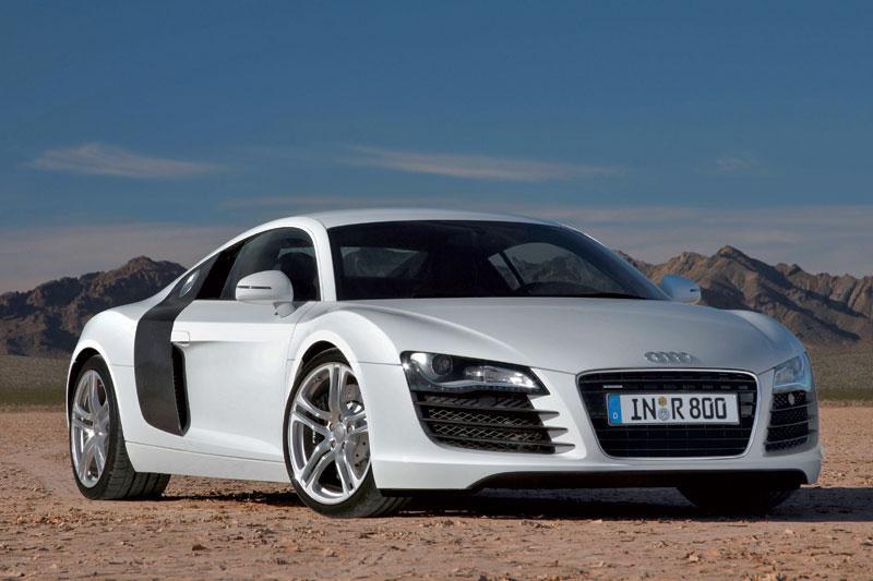 Audi r8 4.2 quattro