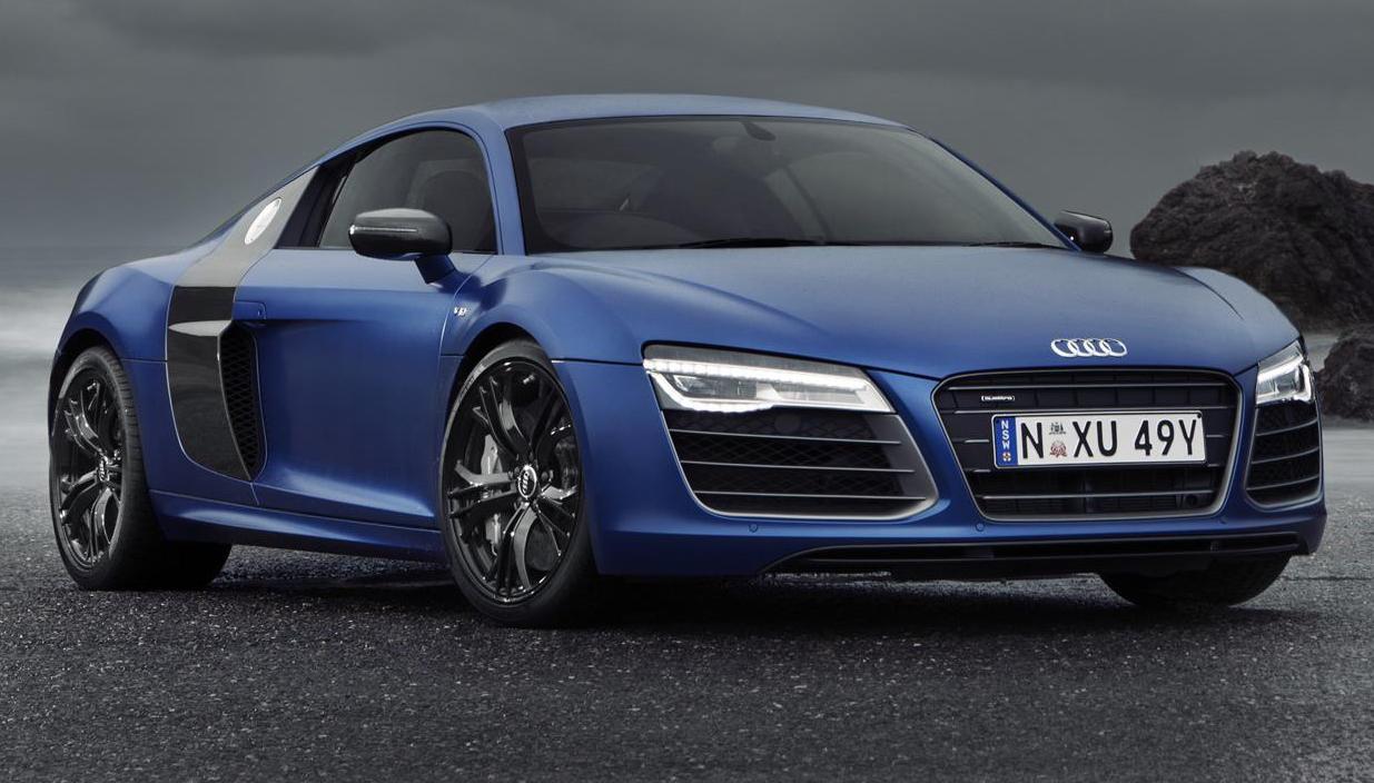 Audi r8 automatic