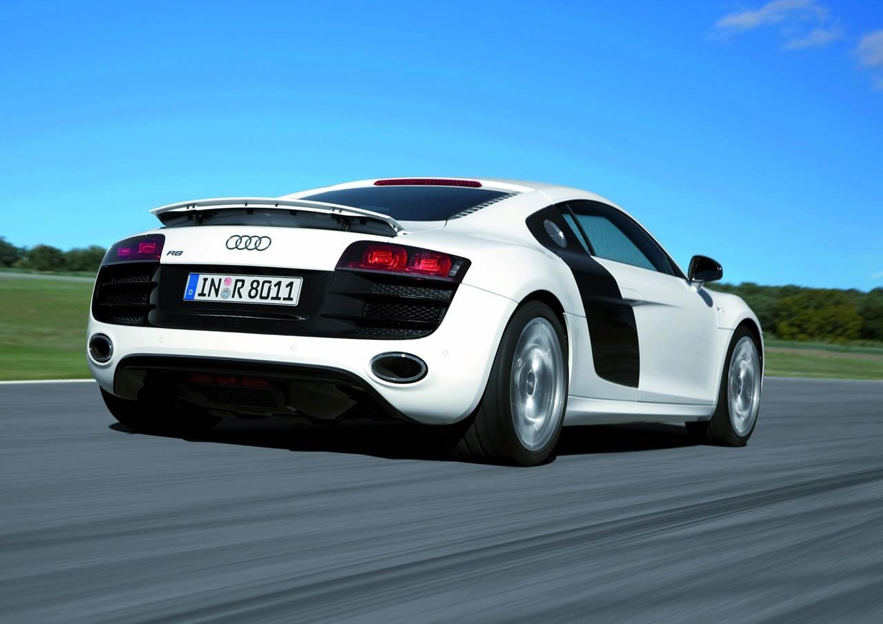 Audi r8 fsi quattro