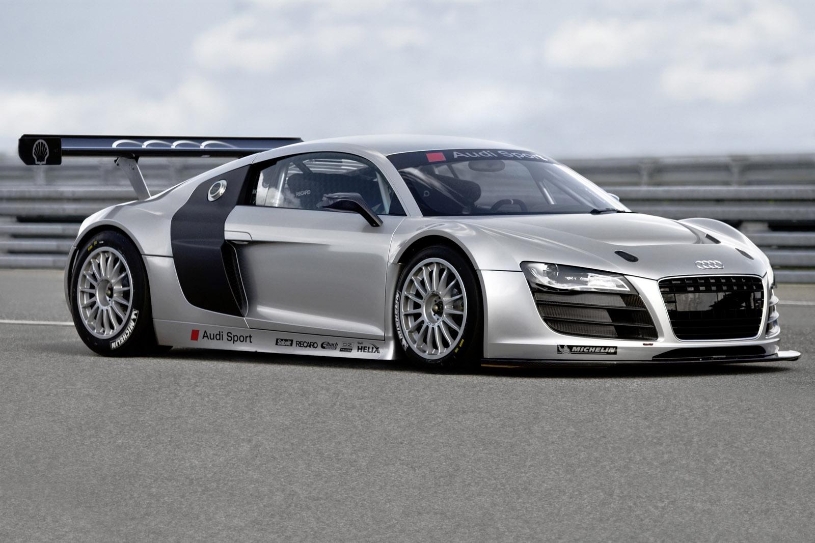 Audi r8 r