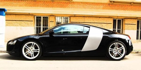 Audi r8 tronic