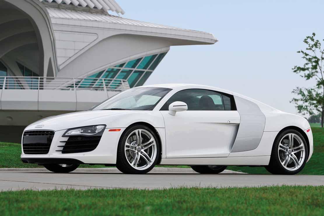 Audi r8 v8 fsi