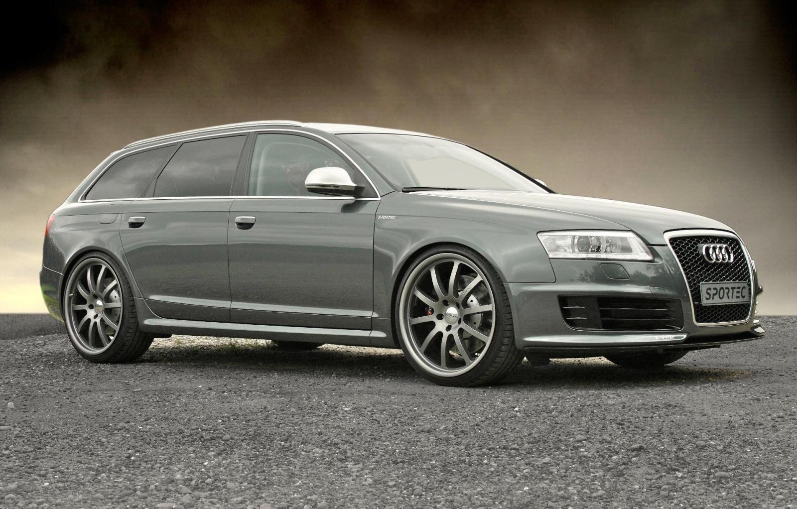 Audi rs6 5.0