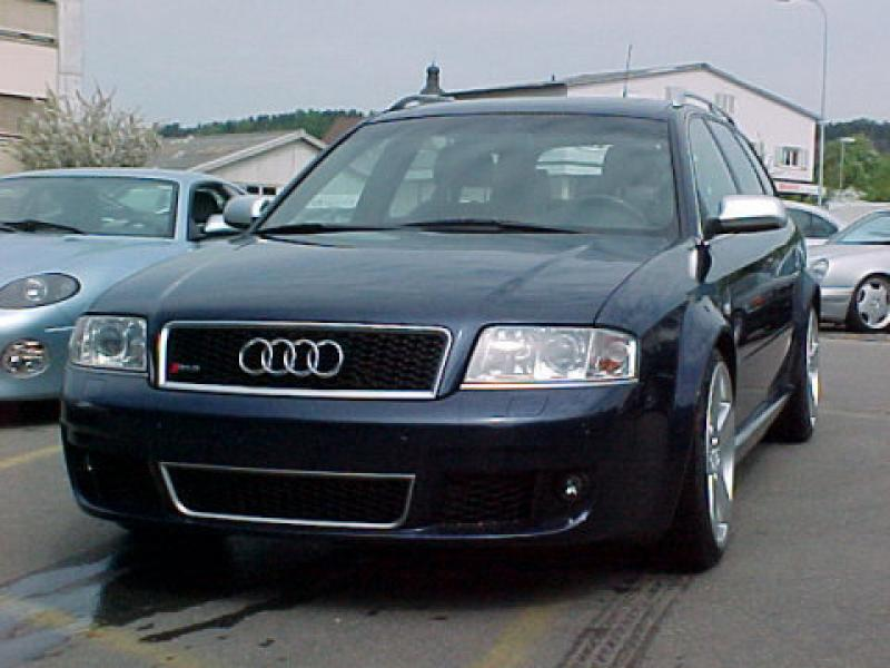 Audi rs6 4.2