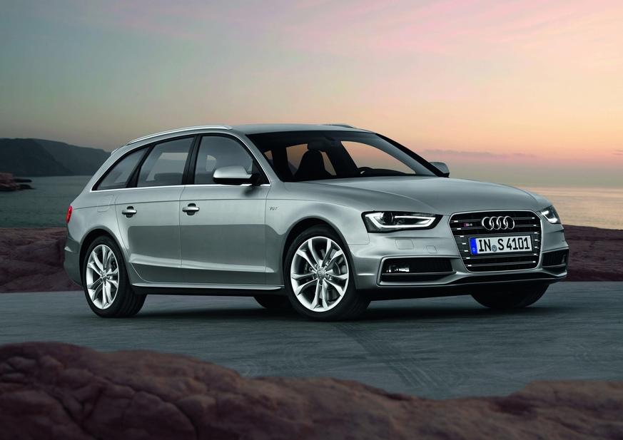 Audi s4 s-tronic