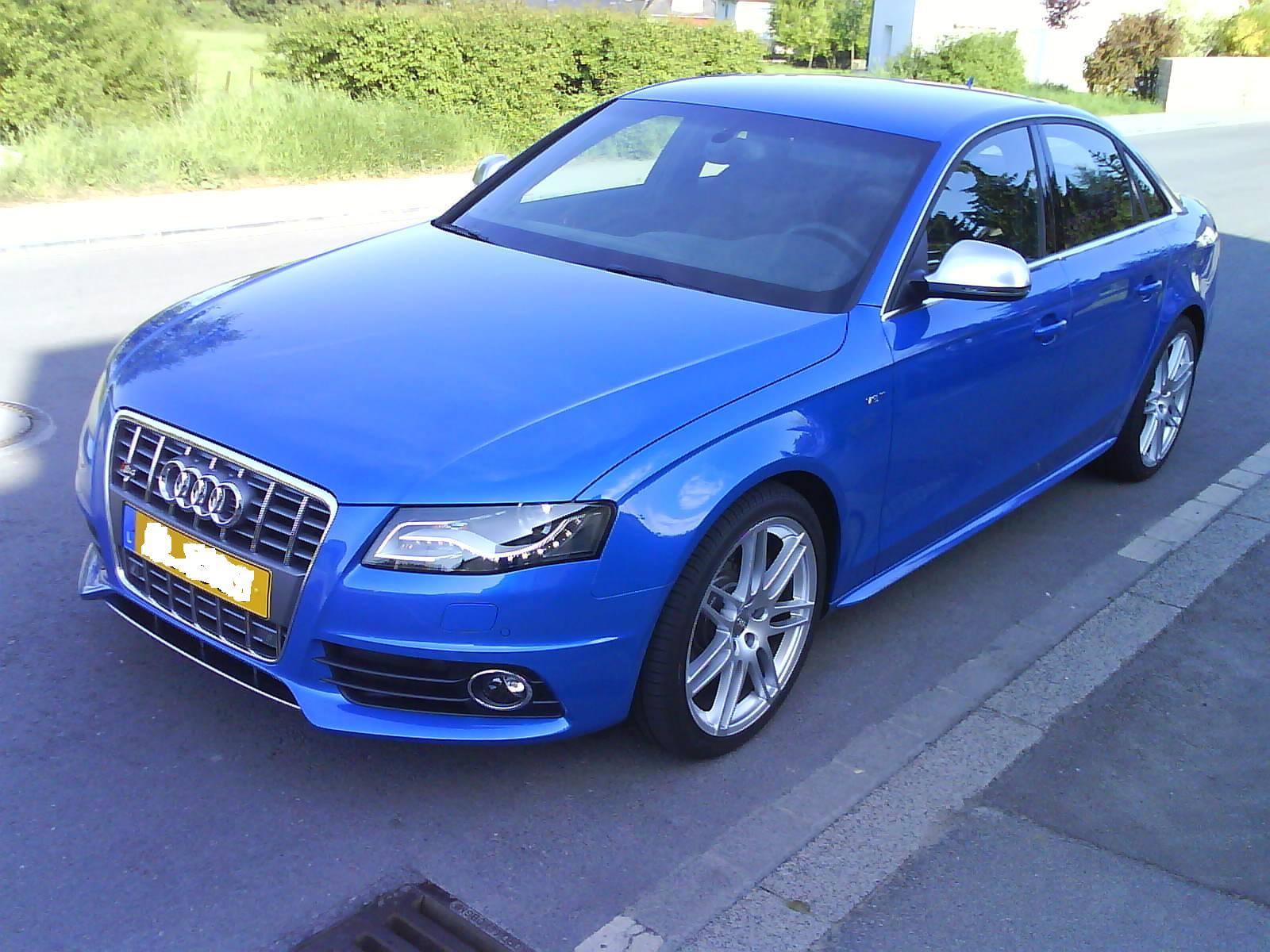 Audi s4 t