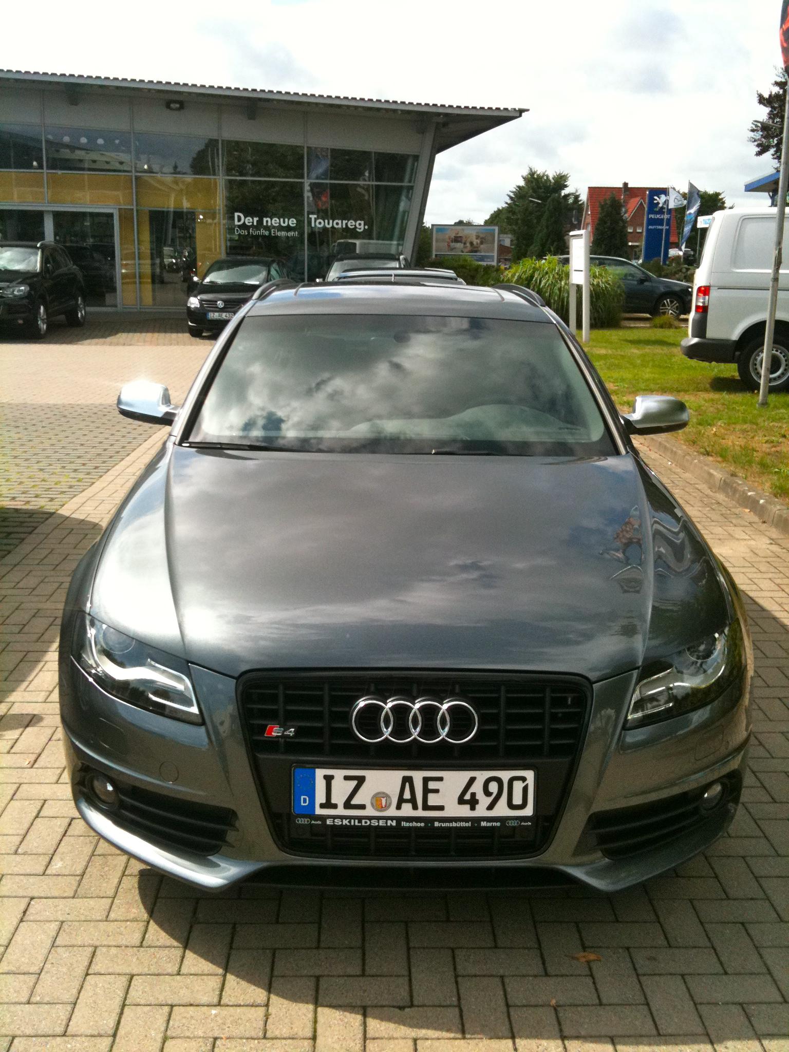 Audi s4 tfsi