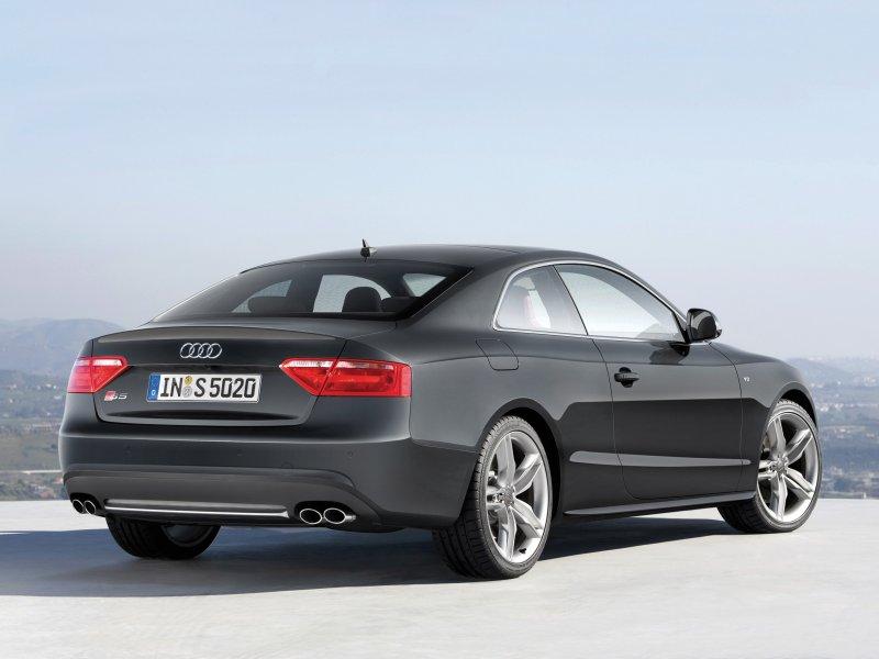 Audi s5 dsg