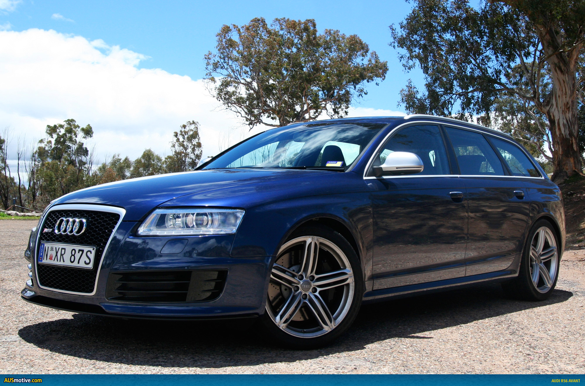 Audi s6 avant wagon
