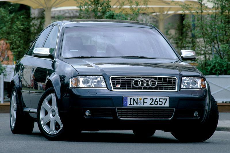 Audi s6 tiptronic