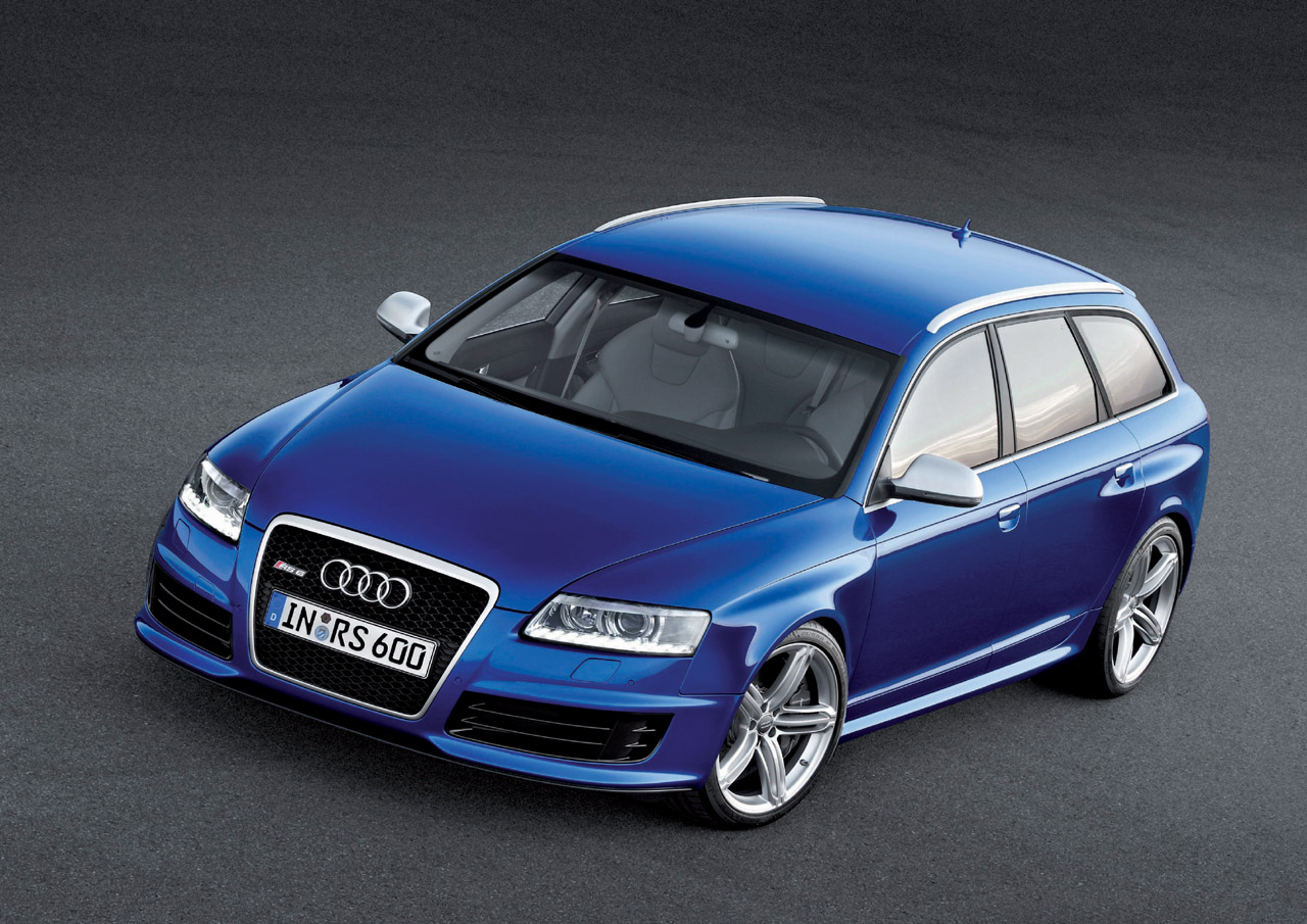 Audi s6 wagon
