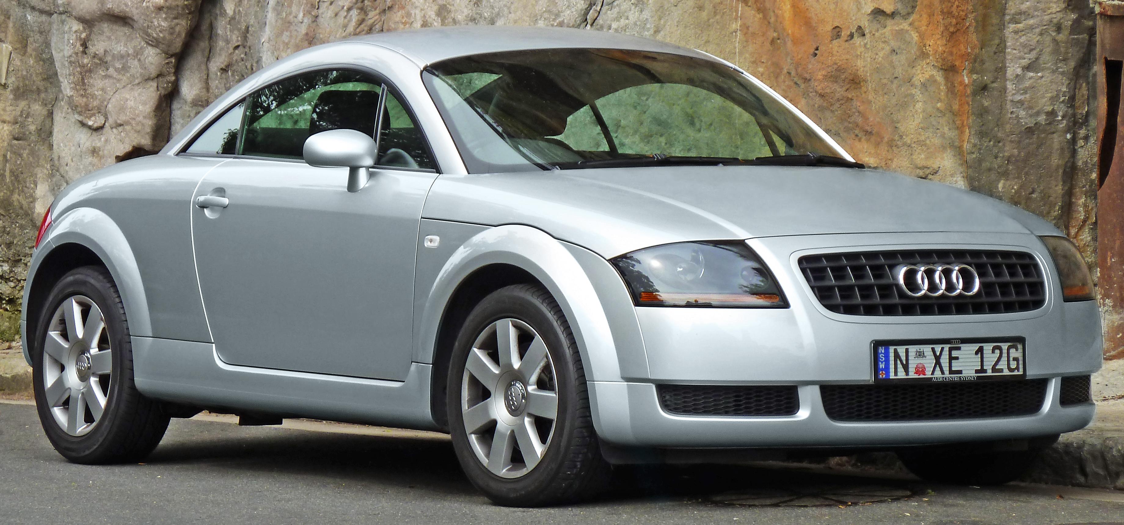 Audi tt 1.8 t coupe