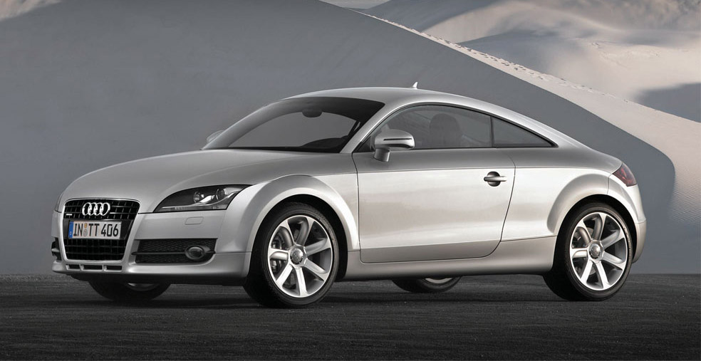 Audi tt 3.2 quattro s-tronic