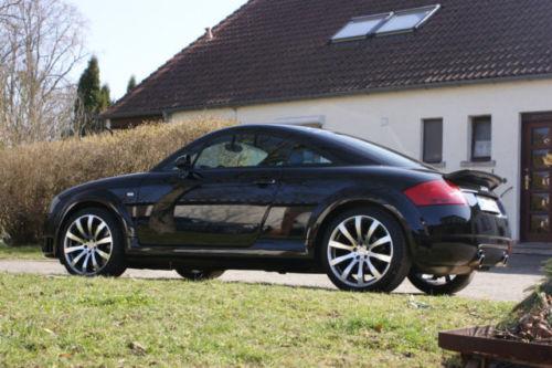 Audi tt coupe 3.2 quattro dsg