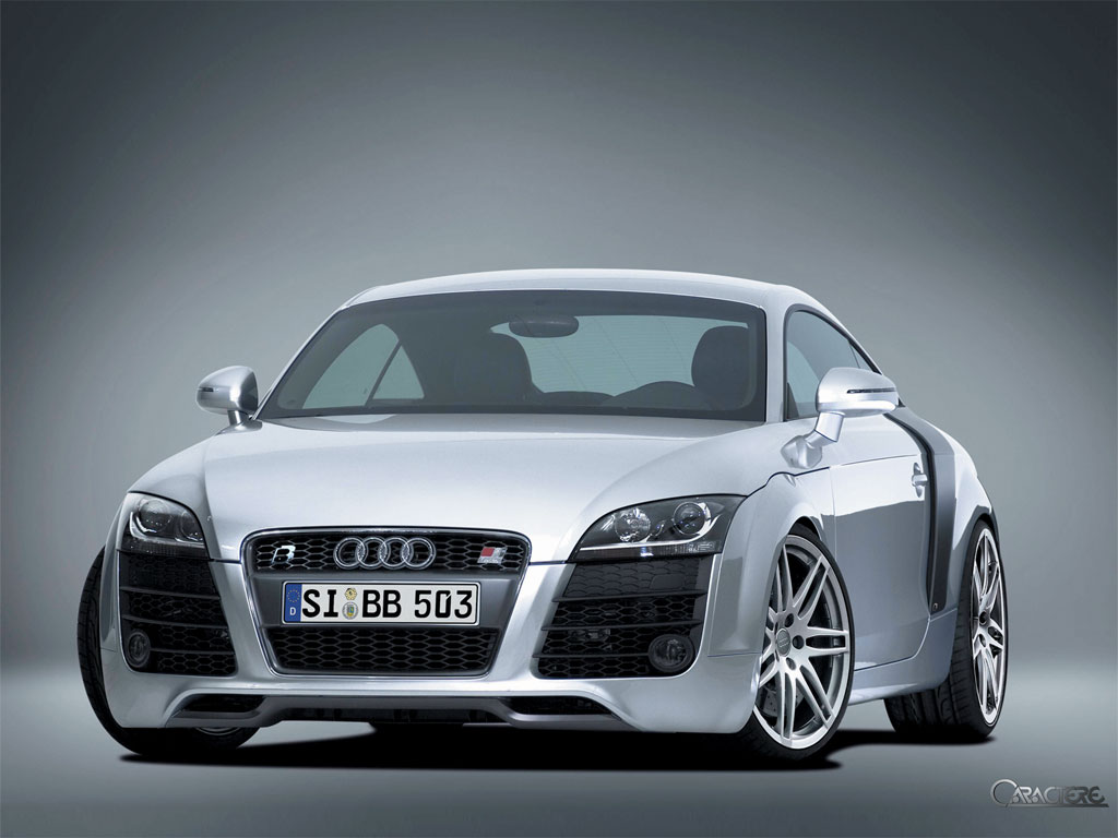 Audi tt edition