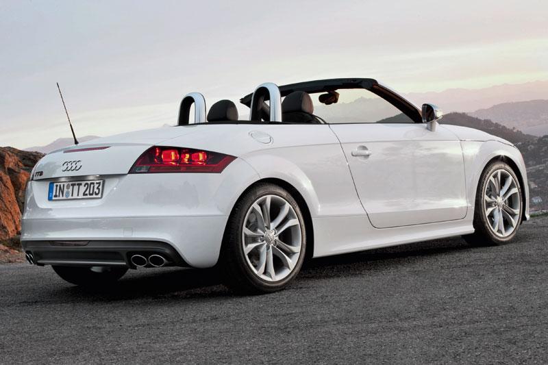 Audi tt roadster 2.0 tdi quattro