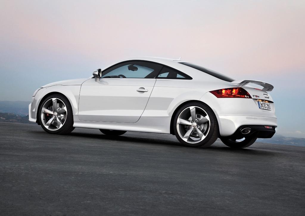 Audi tt s-tronic