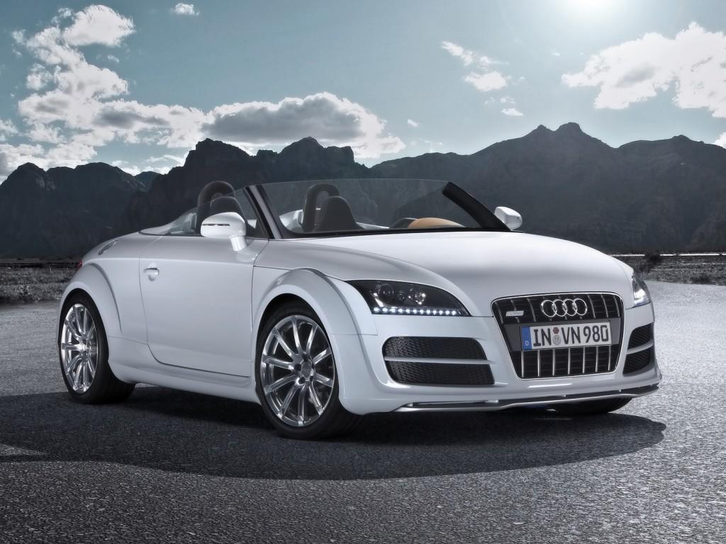 Audi tt t