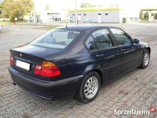 BMW 316i 1.9 (E46)