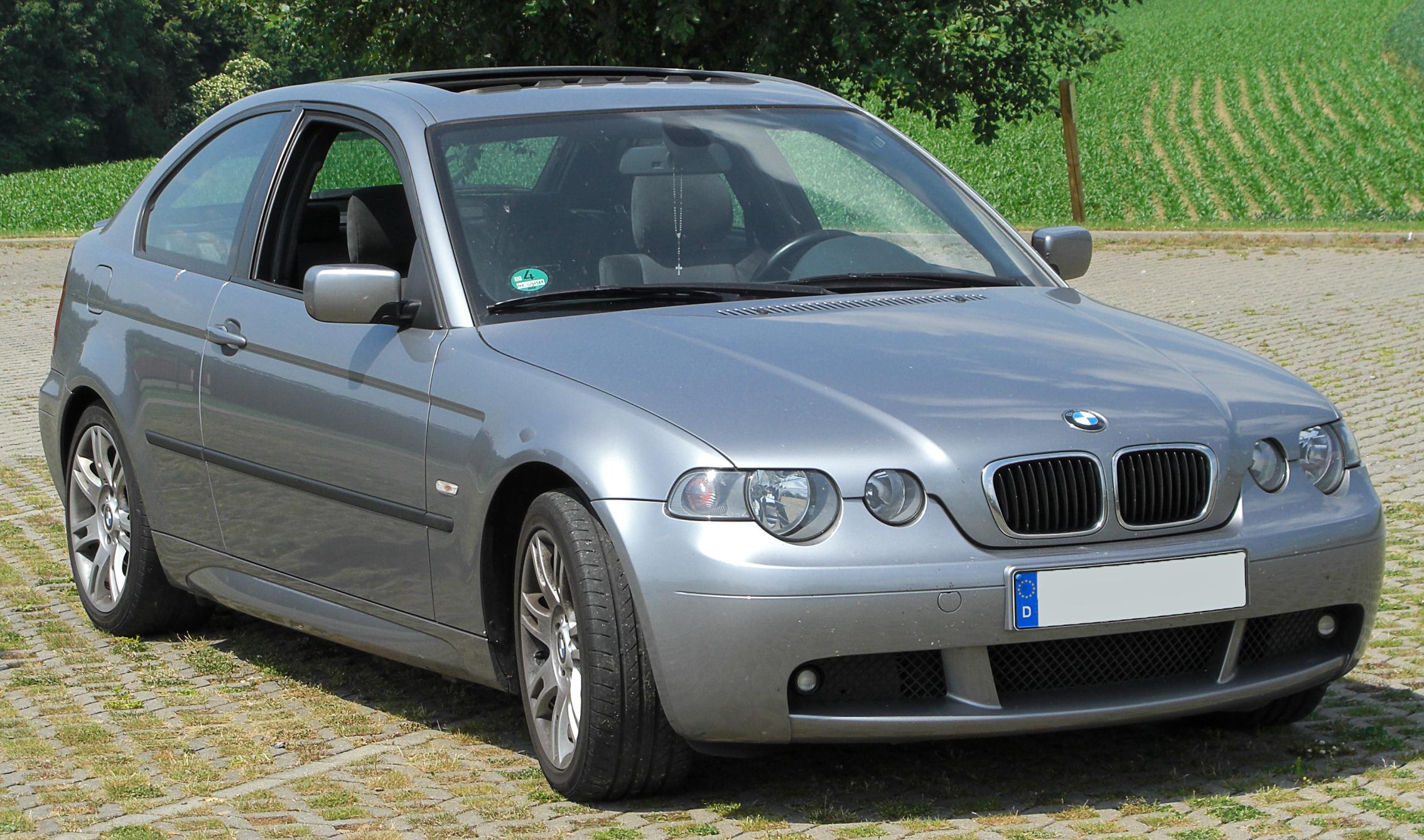 BMW 316ti compact (E46)