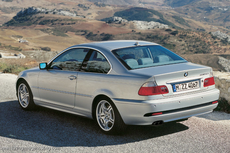 BMW 318Ci Convertible (E46)