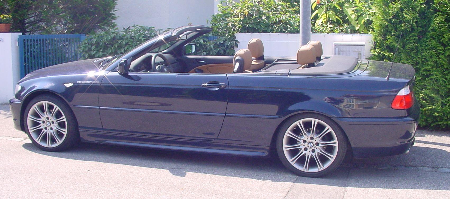 BMW 318Ci cabrio (E46)