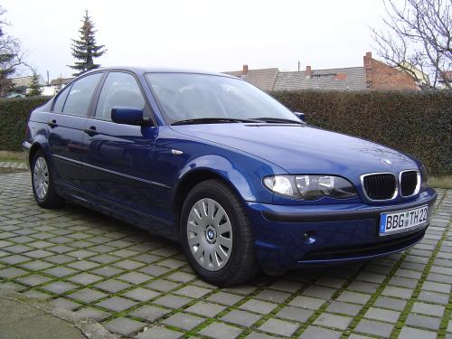BMW 318d (E46)