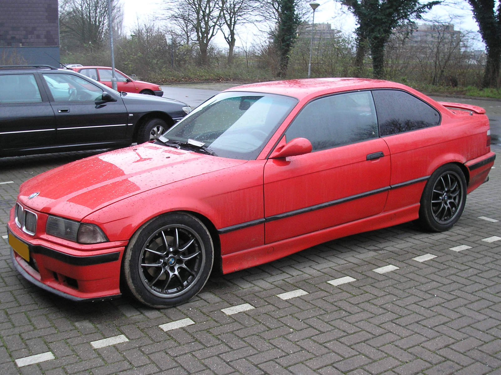 BMW 318is coupe (E36)