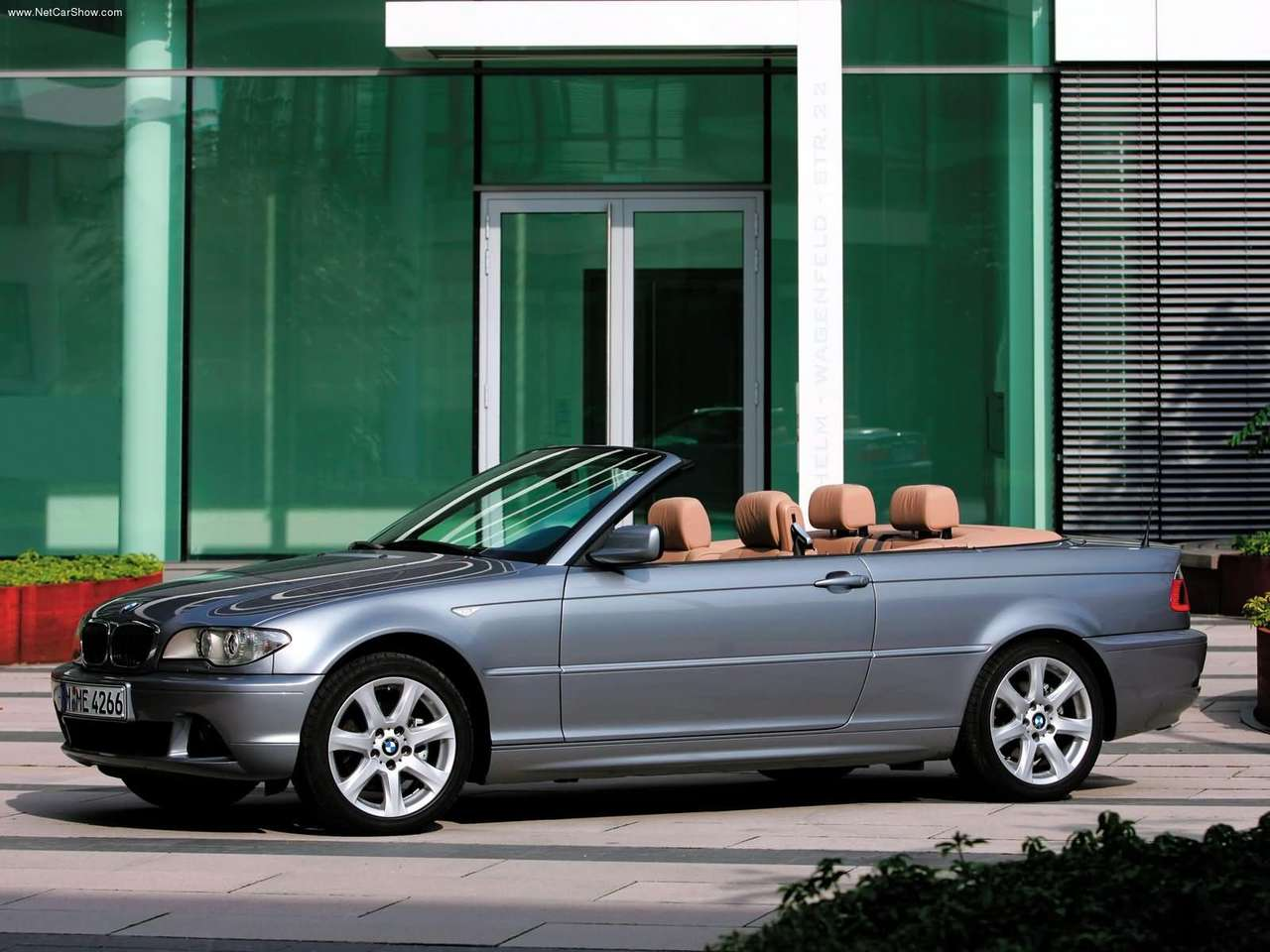 BMW 320Cd Convertible (E46)