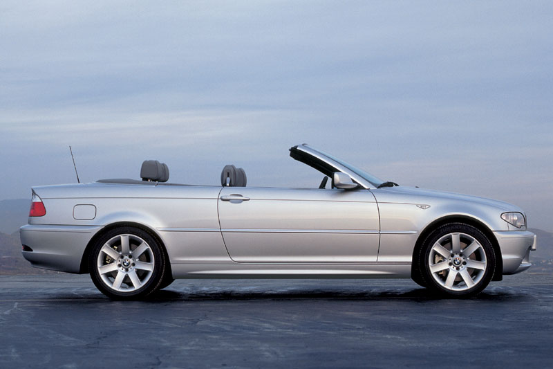 BMW 320Ci Convertible (E46)