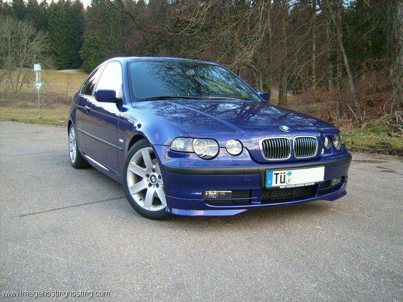 BMW 320d compact (150hp) (E46)