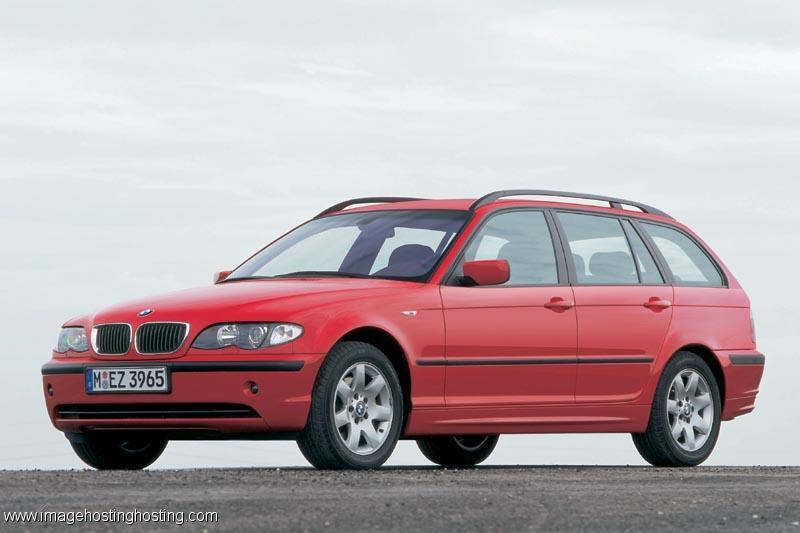 BMW 320i 2.2 (E46)