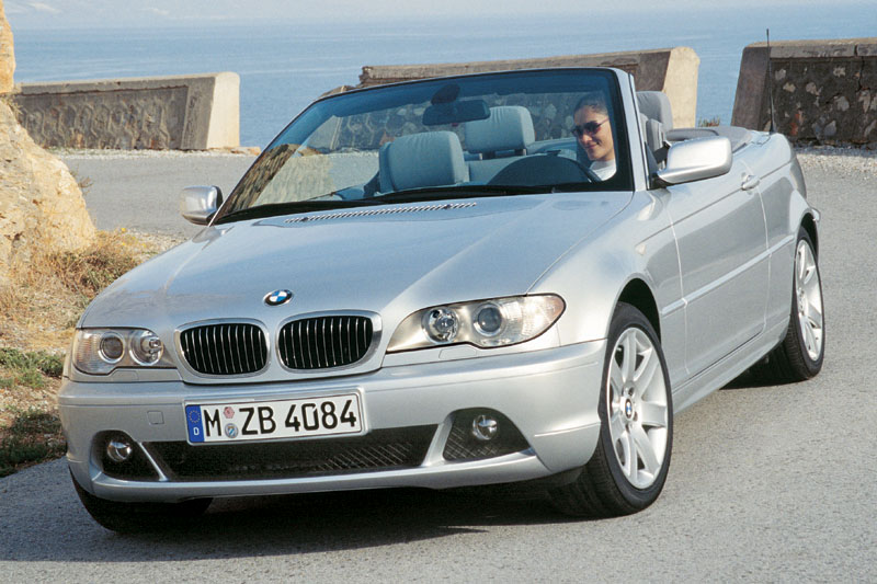 BMW 325Ci Convertible (E46)